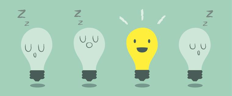 Как да подсилим креативността си